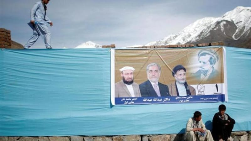 Afghans are proud to be owners of their destiny, writes Samad [Reuters]