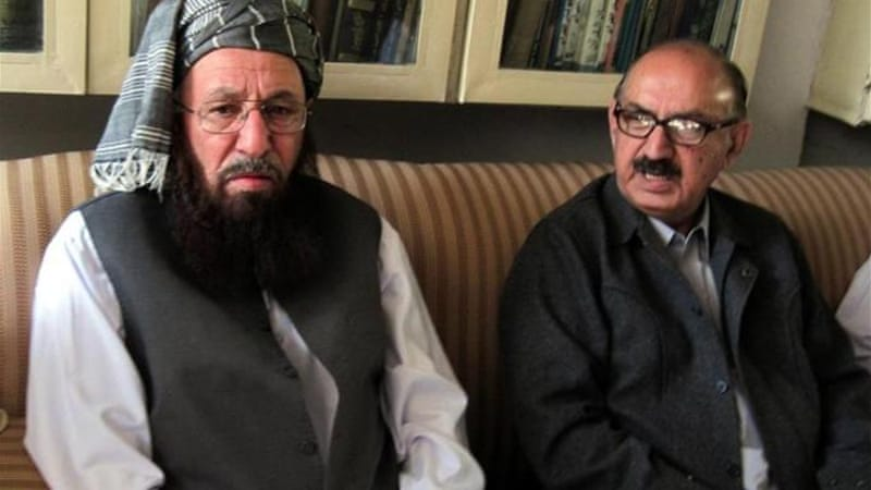 The Pakistani government and Taliban representatives have been holding talks since February [AFP]