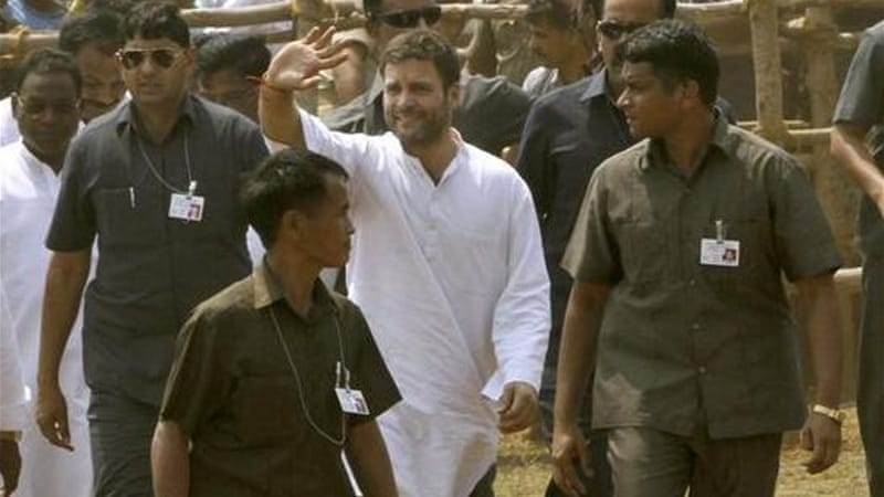 Amethi has been electing members of Gandhi-Nehru dynasty for several decades [AP]