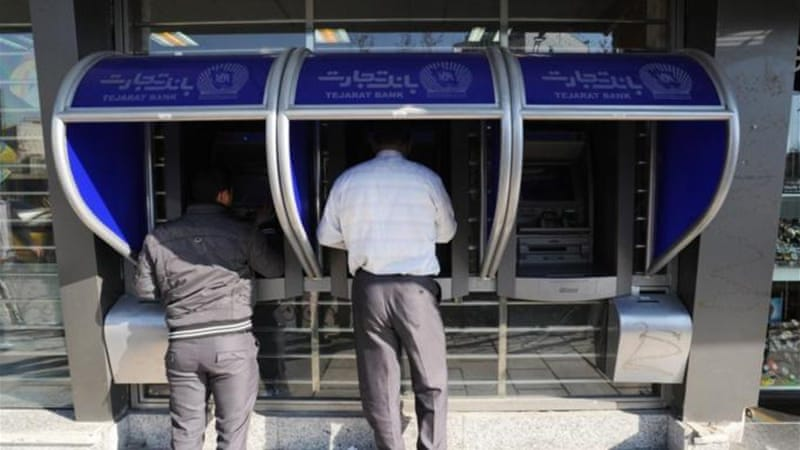 International banks are at risk of astronomical fines if they engage in transactions with Iran [Getty Images]