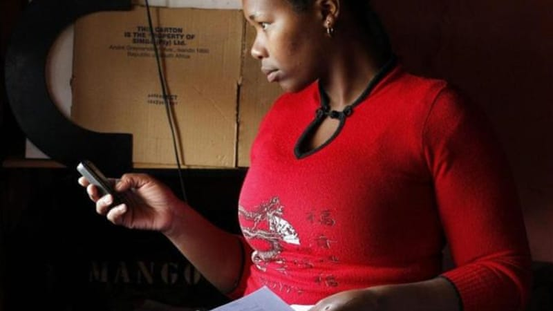 Nearly 45 percent fewer women than men have access to the Internet in sub-Saharan Africa [Reuters]