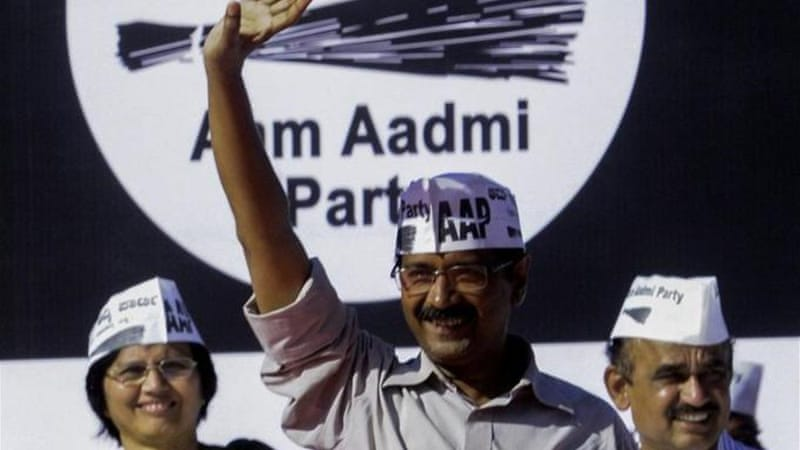A string of strategic slip-ups have pushing the AAP supporters and leaders into a whirlpool of dejection [AP]
