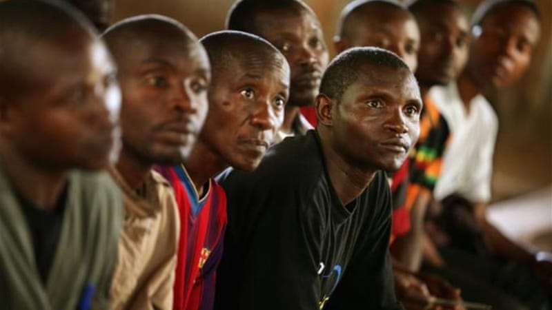 Combatants who left FDLR were provided with rehabilitation services in Rwanda [File: Getty]