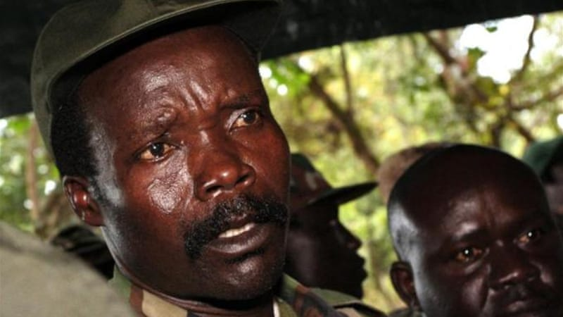 Catching Joseph Kony would be an easy political win for the Obama administration[AP]