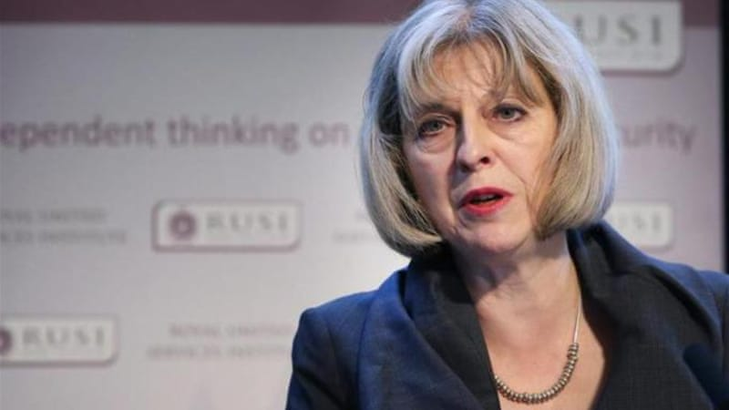 "Home Secretary Theresa May described forced marriage as ""a tragedy for each and every victim"" [Getty Images]"