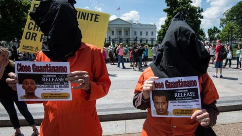 149 detainees remain in Guantanamo [AFP]