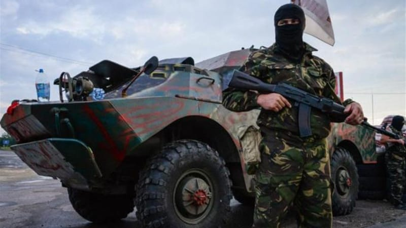 A Ukraine rebel leader said pro-Russia separatists significantly weaker than the Ukrainian army [EPA]