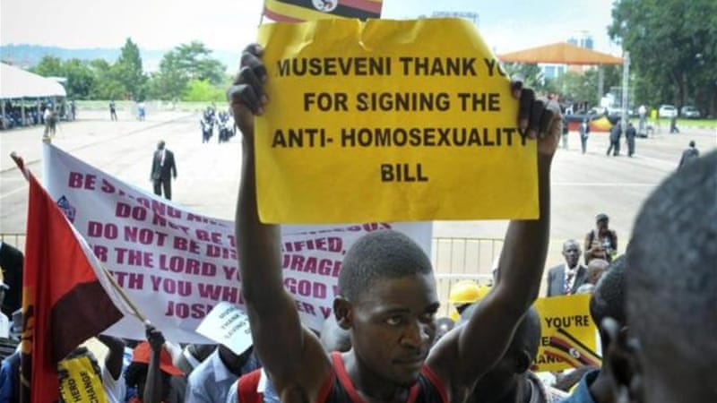 Uganda anti-homosexuality bill chick fil a