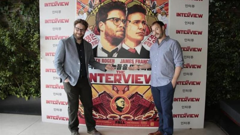 The Interview is due to be released in the US on October 14 [Getty Images]