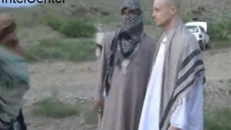 US Army soldier Bowe Bergdahl was released in exchange for five Taliban fighters held in Guantanamo [EPA]