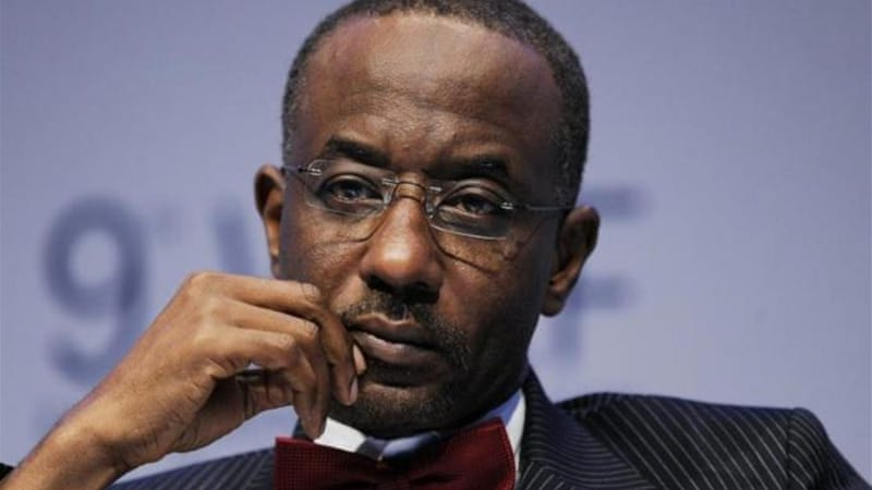 Ousted central bank chief Lamido Sanusi was named Emir of Kano on Sunday [EPA]