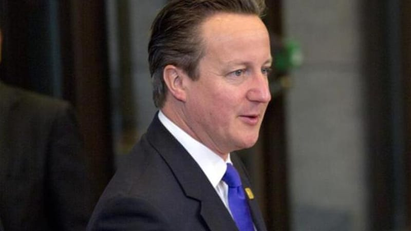 Cameron called for a robust response to the allegations [AP]
