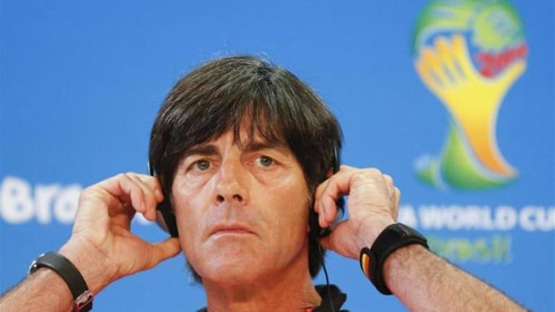 Loew has turned a deaf ear to most of this critics since his appointment [AP]