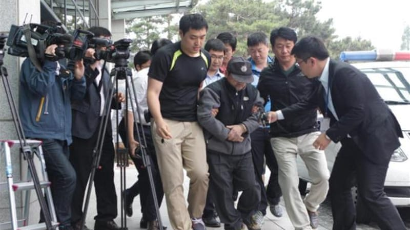 Family members of Yoo, including his brother, have been arrested on charges of embezzlement [EPA]