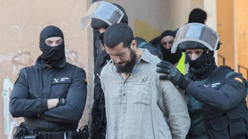 The Spanish government is planning a new law to fight 'violent radicalisation' [AFP/Getty Images]