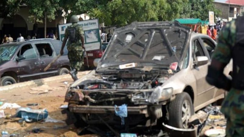 Kaduna has been hit by a series of blasts that police blame on the armed group Boko Haram  [AFP]