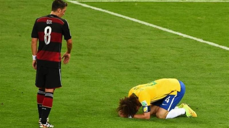 The 7-1 humiliation at the hands of Germany will not be forgotten any time soon [Getty Images]