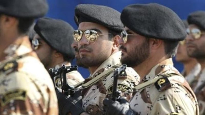 Iran says it has not sent troops to Iraq to fight a Sunni rebellion [AFP]