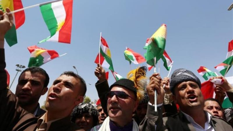 Turkey has for decades vehemently opposed an independent Kurdistan in the region, writes Atraqchi [AFP]