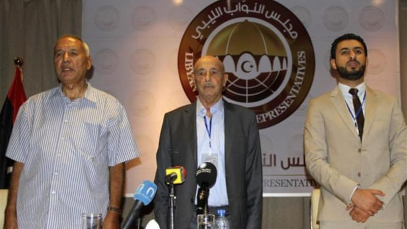 Libya's new parliament agreed on Tuesday that the next president would be elected by popular vote [Reuters]