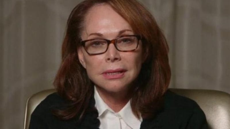 Shirley Sotloff's video was a direct appeal to the leader of the Islamic State group [AP]