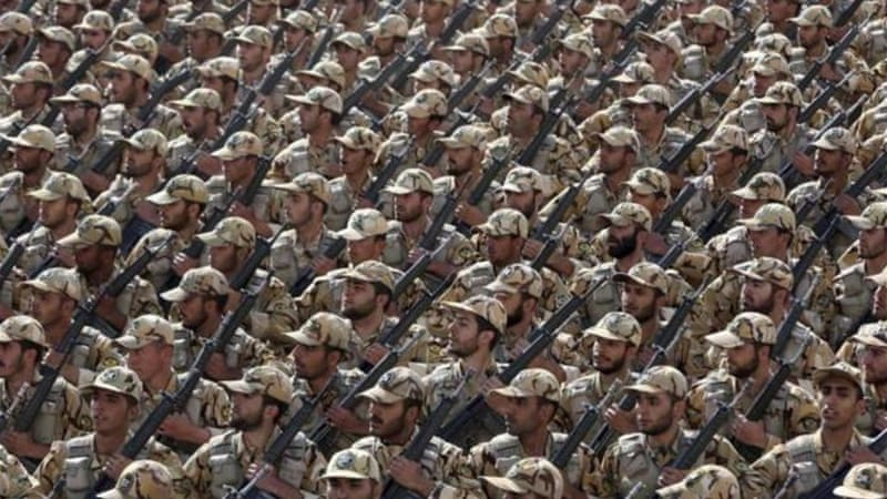 Iran is believed to have sent troops to support the Syrian regime against rebel and revolutionary groups [AP]