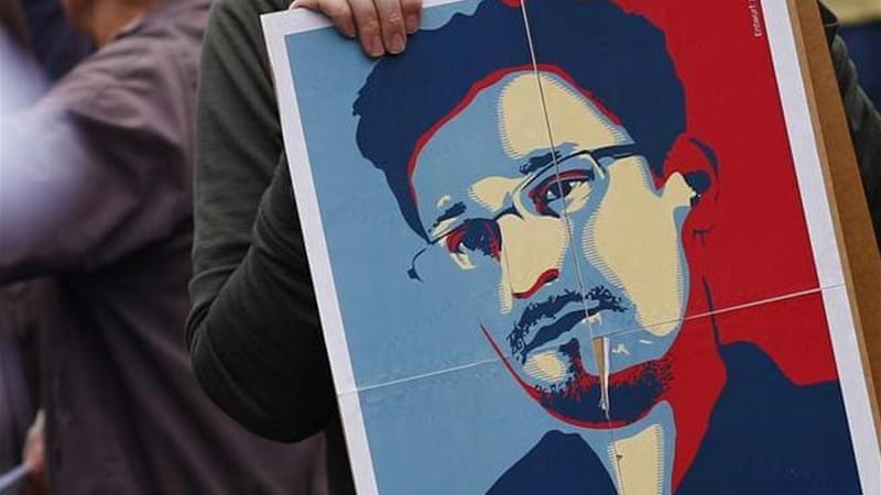 Edward Snowden has been charged under the US Espionage Act and could face up to 30 years in prison [Reuters]