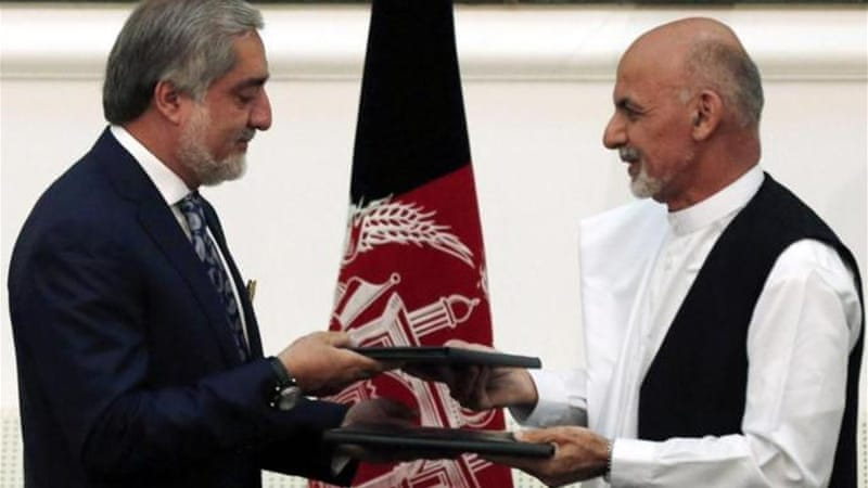 Afghans expect good governance, accountability, social justice and security, writes Samad [Reuters]