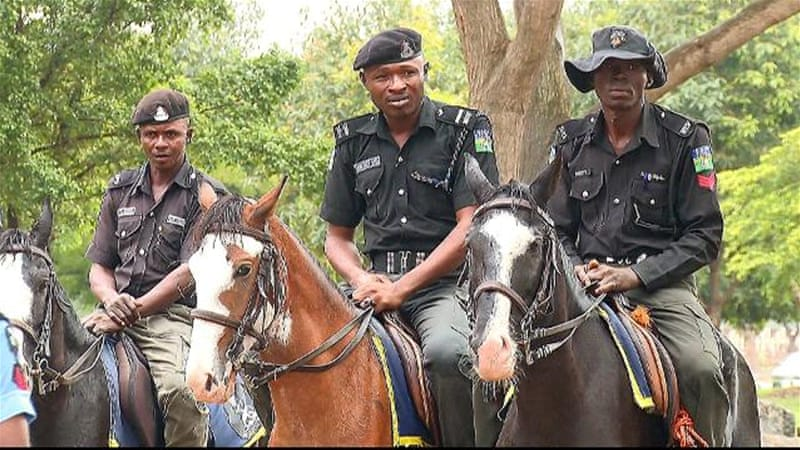 Nigeria police: President approves pay rise | Nigeria News | Al Jazeera