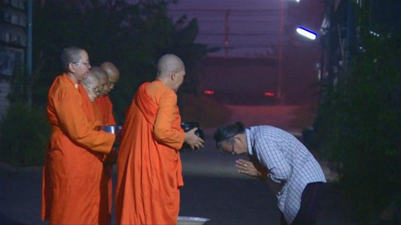 Thailand's female monks fight for recognition
