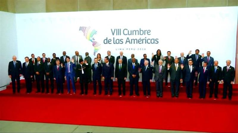 Peru summit overshadowed by Syria