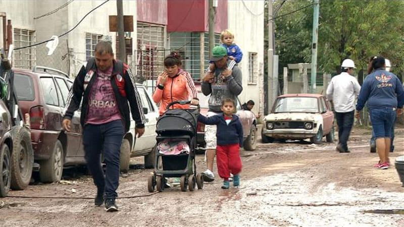 Buenos Aires: Over 700,000 live in Argentina's biggest slums