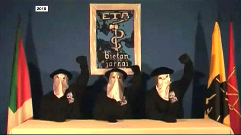 Basque separatists' apology fails to appease victims