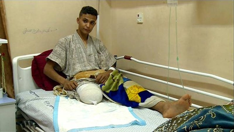 MSF: Palestinian protesters face 'injuries of unusual severity'