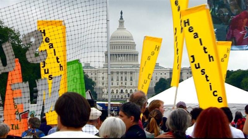 Poor People's Campaign rally in US calls for 'moral revival'