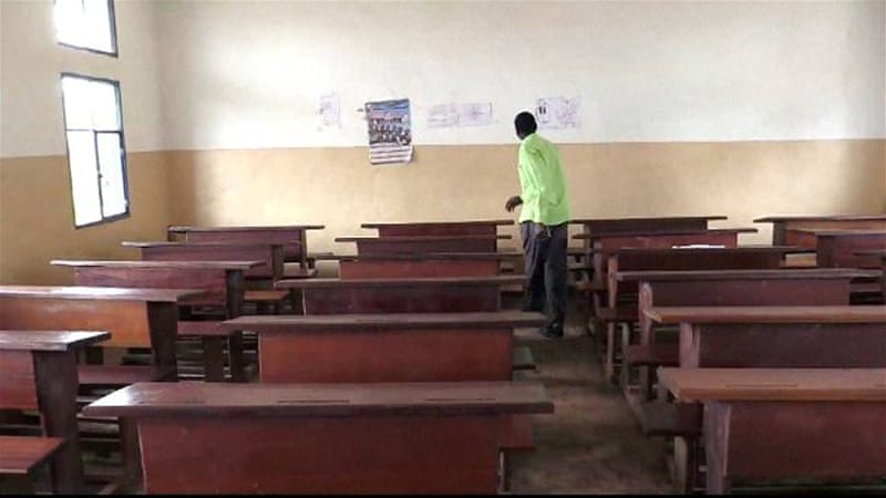 DR Congo: Ebola fears keeping kids home from school