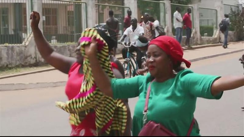 Guinea-Bissau's ruling party wins parliamentary elections
