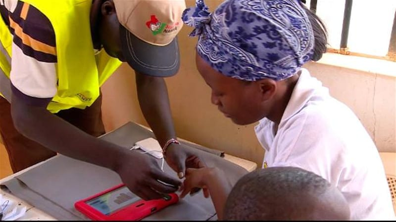 Activists raise privacy concern over Kenya's new biometric system