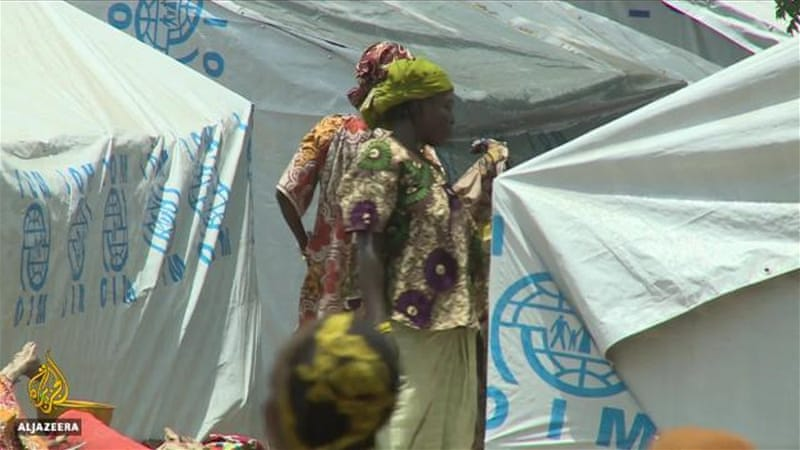 Thousands of Nigerian refugees still fear Boko Haram violence