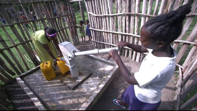 Well rehab programme brings new life to rural Ethiopia