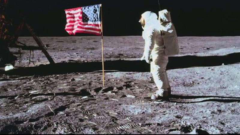 Apollo 11 landing: Fifty years since the first moonwalk