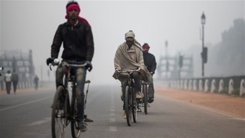 India pollution: Calls for action to improve Delhi air quality