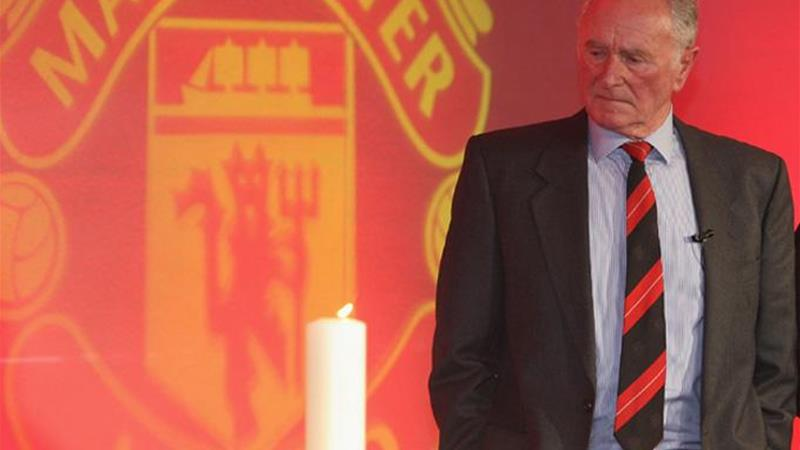 Harry Gregg, the hero of 1958 Manchester United tragedy