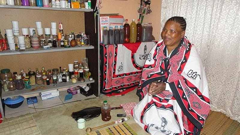 Swaziland's traditional healers | | Al Jazeera