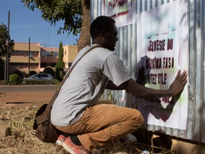 Burkina Faso elections: Not a one-man race