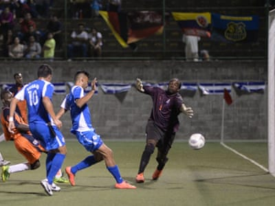 Anguilla: Last in FIFA's rankings but grateful for cash