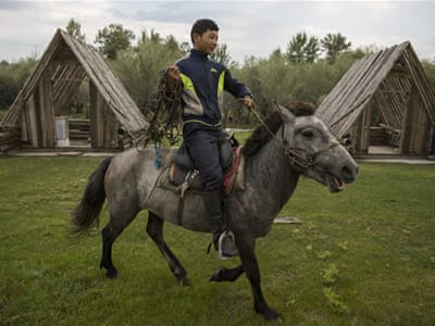 Mongolia: Facing climate change collectively