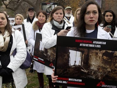 No justice for victims of US air strike in Afghanistan
