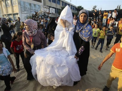 Saving Gaza's marriages