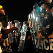 Trump's America: A war on police, or their detractors?